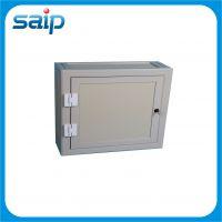 厂家直销450*400*250高性价比PVC电表箱 防水配电箱 搭扣塑料箱