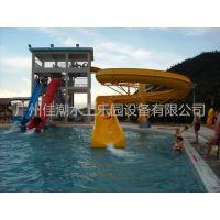 供应水上游艺设施、水上乐园设备、水上滑梯、组合滑梯(雪橇 炮筒 皮筏螺旋滑梯)