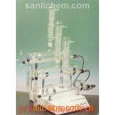 三重纯水蒸馏器-三蒸蒸馏水器反渗透去离子纯水机-不锈钢蒸馏水器