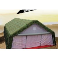 亚图卓凡厂家直销大型防雨宴席充气帐篷,移动酒店可定做
