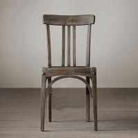 美式乡村家具 复古餐椅  实木 椅子 loft椅  咖啡椅