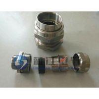 供应接管式不锈钢电缆接头|防爆304不锈钢活接头 工厂加工防爆格兰头