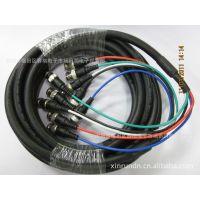 供应VGA TO 5BNC,摄像头线,RGB连接线 1.5米