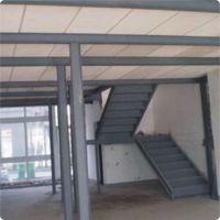 专业制作钢结构楼梯 可镀锌加工