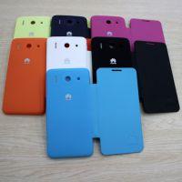 国产手机型号保护套 华为G510手机拆电池盖皮套