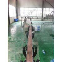 物料输送机— 饮料输送机—食品输送线—郑州水生机械