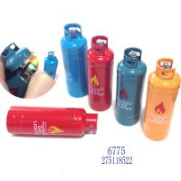6775 煤气瓶防风打火机瓦斯罐煤气罐打火机 创意打火机时尚摆设