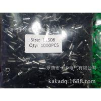 供应端头E1010 管形预绝缘端头VE1010 冷压管型接线端子铜线鼻子