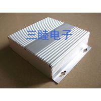 功放外壳 铝壳 电源外壳 铝型材机箱27型AD-3:190*155*46MM