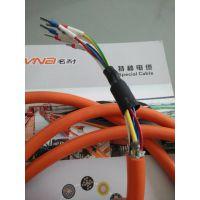 上海名耐供应:伺服电缆 电机连接电缆 伺服电机电缆