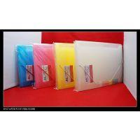 厂家专业供应A4透明斜纹带名片插袋12层风琴包公文包文件包公事包