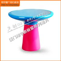 供应时尚休闲桌椅 蘑菇桌子 现代风格 8090后***喜爱的家具