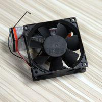 游戏机箱散热风扇 台式机电脑散热器 80*80*25mm黑色散热风扇