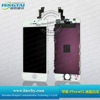 深圳批发iPhone5s屏幕总成 苹果5lcd 5s手机显示屏总成 厂家货源