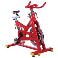 专业健身房设备 广州健身器材厂家 商用豪华动感单车 强威健身器材厂