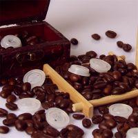 供应凹印咖啡排气单向阀美标 咖啡阀 包装袋用塑料排气阀批发