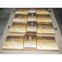 冶炼设备耐磨铜滑块