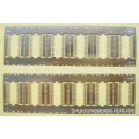 供应IC引线框架铜带蚀刻加工