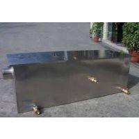 供应隔油器 气浮式刮渣隔油器 隔油池