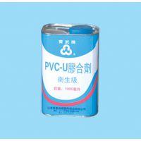 供应 齐鲁武峰 PVC管 500g胶合剂 胶水 PVC胶粘1000g