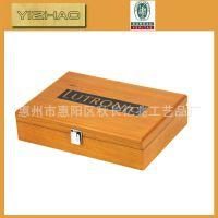 广东厂家直销 木质饰品包装盒 实木家居储物盒 木头盒子 定做
