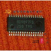 优势:BD9897FS SSOP-32 驱动器IC 原装正品 供样配套