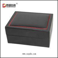 供应北京表盒厂 订制机械男士手表盒