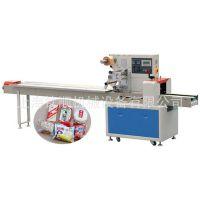 供应粉扑包装机 化妆品包装机 背封包装机 枕式包装机 食品包装机