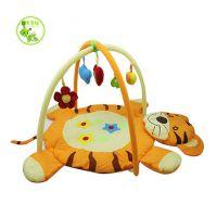 小老虎婴儿玩具游戏毯游戏垫健身架 早教玩具宝宝满月礼品 批发