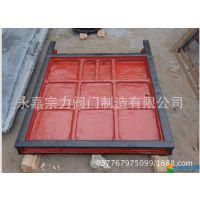 B(P)SSB不锈钢(碳钢)双排叠式止水插板 水用插板闸门&1