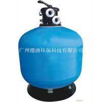 广州德清T400-16砂缸过滤器,泳池砂缸