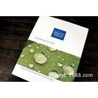 厂家印刷定做产品说明书 产品画册 彩页宣传册 规格书 投标书