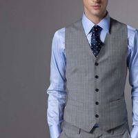 高级定制商务婚宴西装礼服 专业量身定制高端男士商务西服