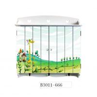 欧式风格装饰壁挂木制电表箱遮挡箱电表盒配电箱B3011-666