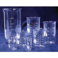 低型烧杯 玻璃烧杯 北京博美 原厂正货 高硼硅烧杯