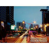 五色领先承接唐长城遗址公园景观照明规划设计