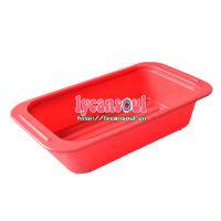 微波炉烤箱用戚风蛋糕模具面包模具6寸烘焙烤盘工具饭盒型果盘