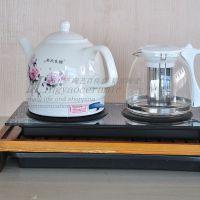 供应景德镇智能电热水壶 泡茶喝茶用具用品  电烧热水壶 18008