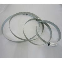 不锈钢喉箍 换气排风扇通风管卡箍 水管管箍 紧固件 管夹 抱箍