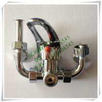 供应热水器混合型水龙头 混水阀 U型水阀 冷热阀门