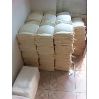 100%纯棉7尺*8尺白色漂白棉被纱布被套
