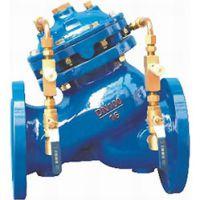 供应河南JD745X型多功能水泵控制阀厂家