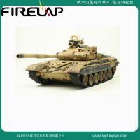 1:24五通道VS坦克 高仿真 可模拟各种动作 高档高端圣诞儿童礼品