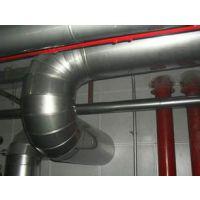 供应商洛铁皮管道保温弯角施工方法 弯头保温施工工艺 热水管道弯头施工工艺