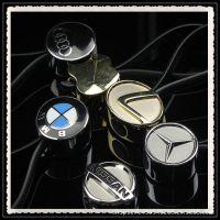 广告礼品厂家供应韩式时尚匙扣锁匙扣 德国品牌标志车标钥匙扣