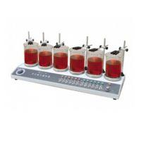 数显六头磁力加热搅拌器价格 HJ-6A