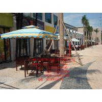 供应厂家直销 实木餐桌 户外桌椅 时尚餐桌 餐厅桌子 户外休闲家具