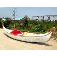 木船去哪儿买陕西厂家供应贡多拉 欧式 手划 电动 旅游 观光旅游船