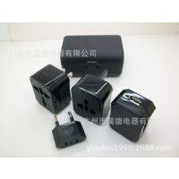 USB转换插头 全球通多功能转换插座 旅行礼品转换插头YD-060-1