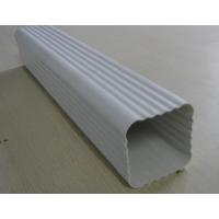 供应蒂美阳光房用PVC75*75方形雨水管